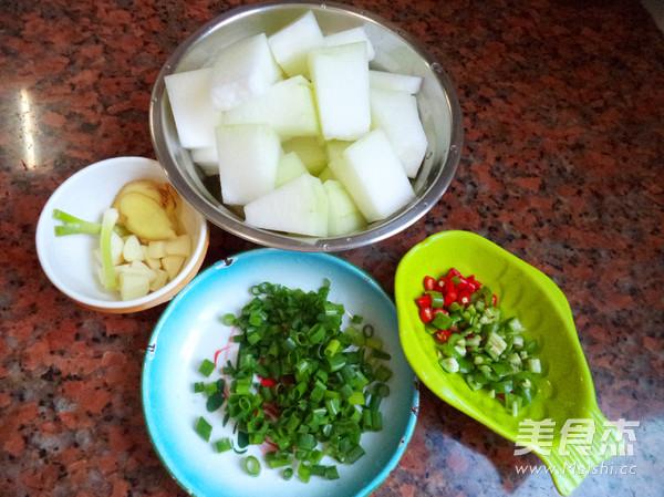 红烧冬瓜的做法图解
