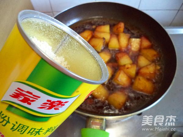 红烧冬瓜怎么煮