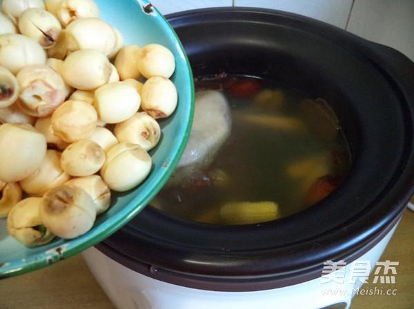 苏泊尔·陈皮莲子猪肚汤怎么炖