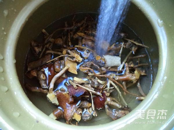 地骨皮猪骨汤的做法图解