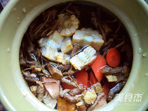 地骨皮猪骨汤怎么吃