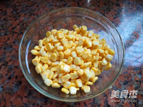黄金玉米烙的做法大全