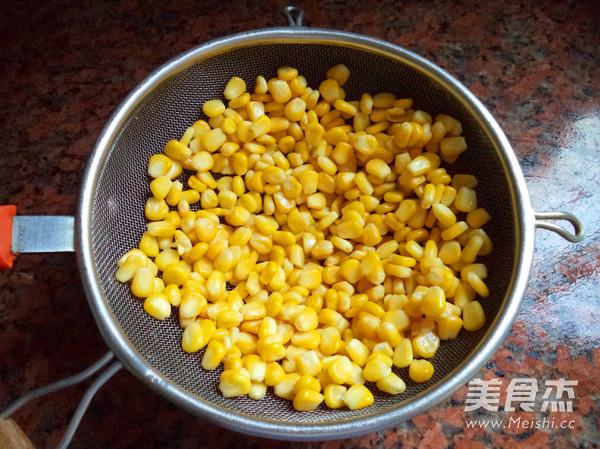 黄金玉米烙的家常做法