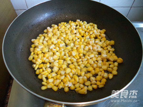 黄金玉米烙怎么吃