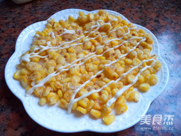 黄金玉米烙怎么煮