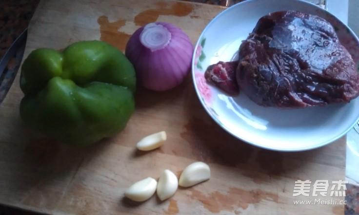 秘制黑椒牛肉粒的做法大全