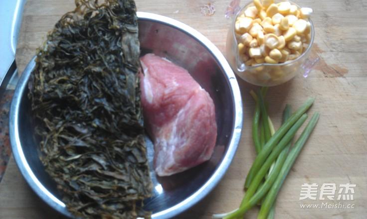 海带肉片汤的做法大全