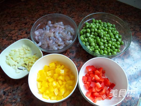 豌豆虾仁的做法大全