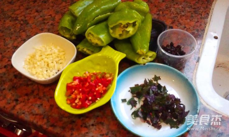 紫苏擂辣椒的做法图解