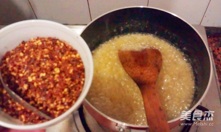 蒜茸豆豉辣酱怎么做