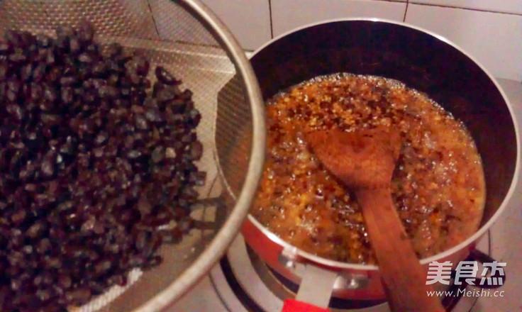 蒜茸豆豉辣酱怎么炒