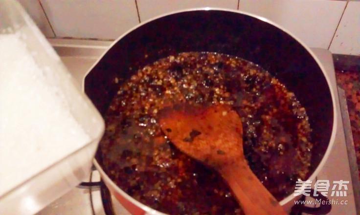 蒜茸豆豉辣酱怎么煮