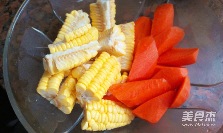 地骨皮玉米甘笋骨头汤的简单做法