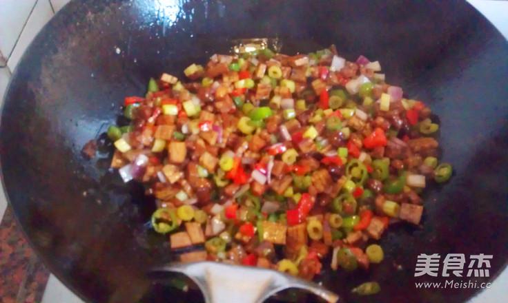 肉丁香干怎么煮