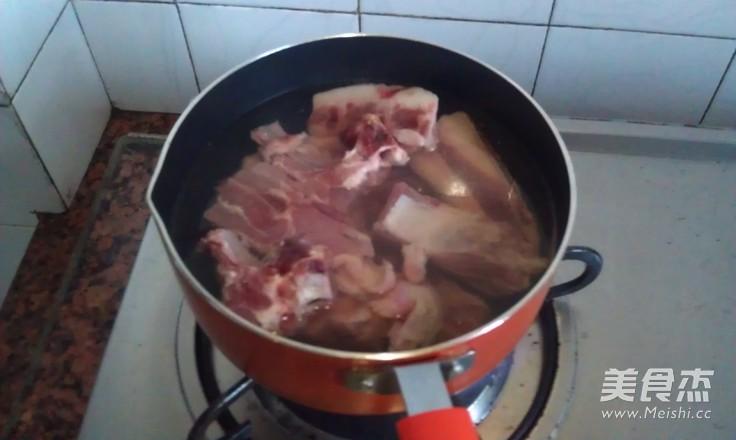 黄芪当归羊肉汤的做法大全