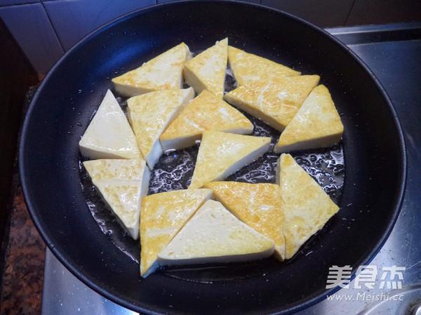 家常豆腐煲的做法图解
