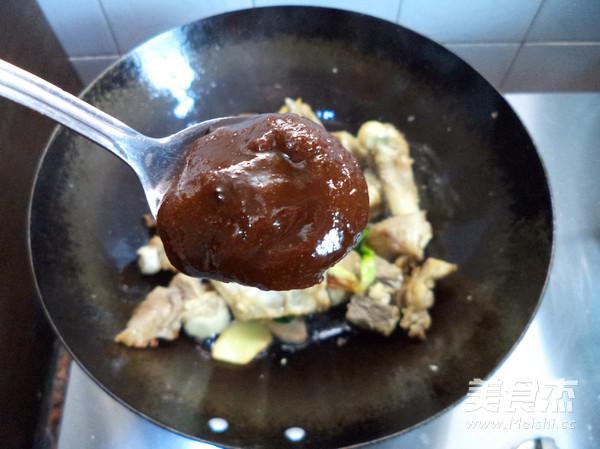 羊肉焖土豆的简单做法