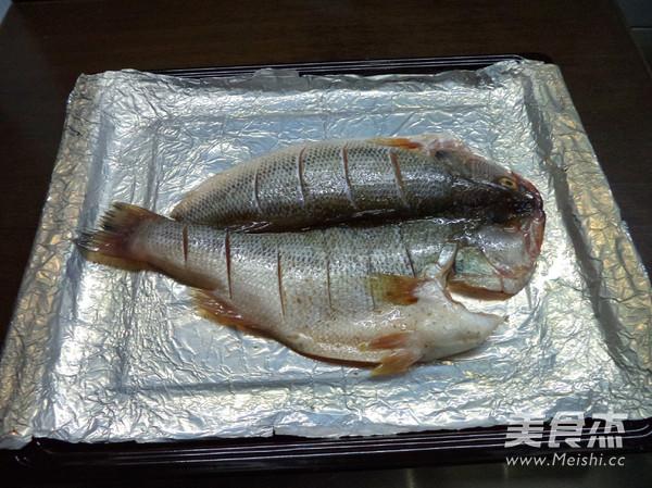 酸菜烤鱼的做法图解