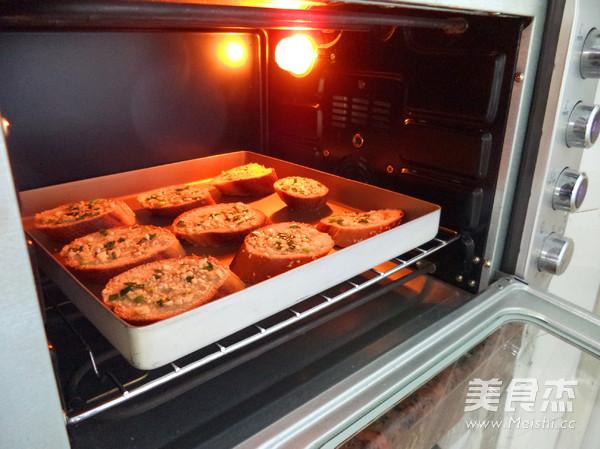 蒜香面包片怎么做