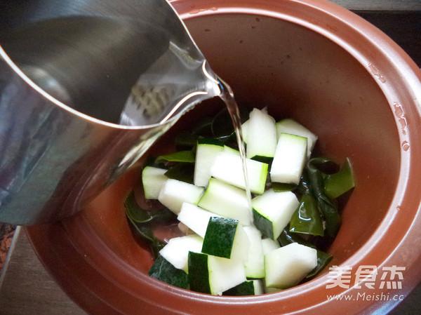 冬瓜海带汤怎么吃