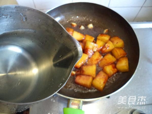 五香烧冬瓜怎么做