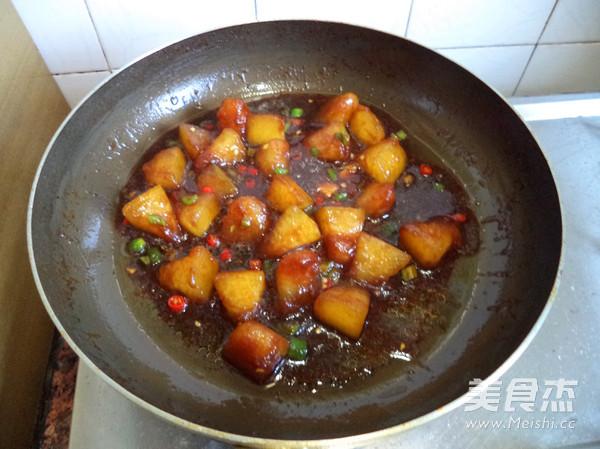 五香烧冬瓜怎么煮