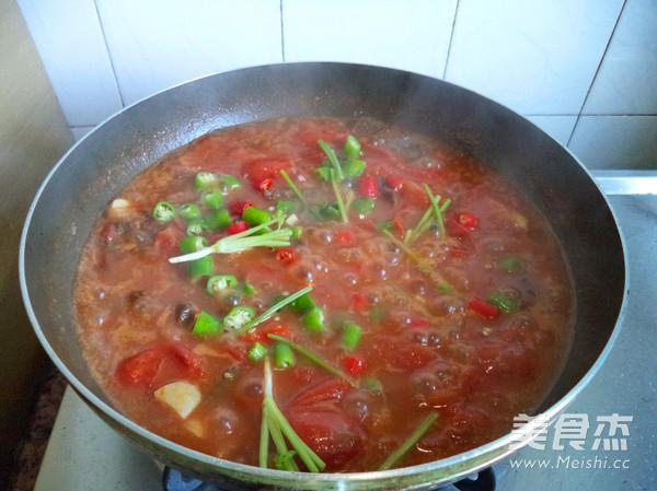番茄牛肉粒怎么做