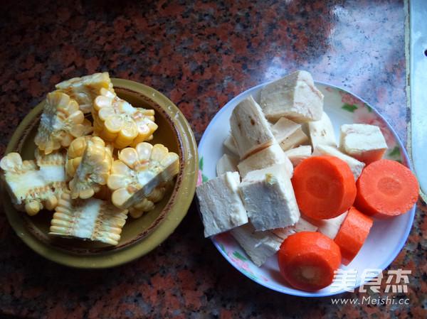 粉葛绿豆猪骨汤的家常做法