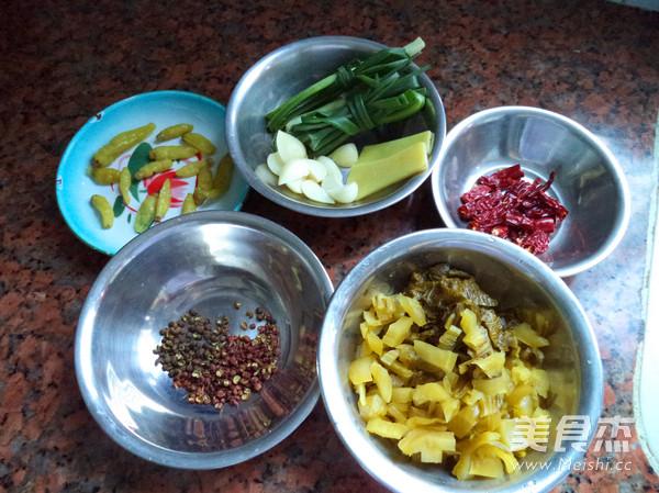 酸菜鱼片的家常做法