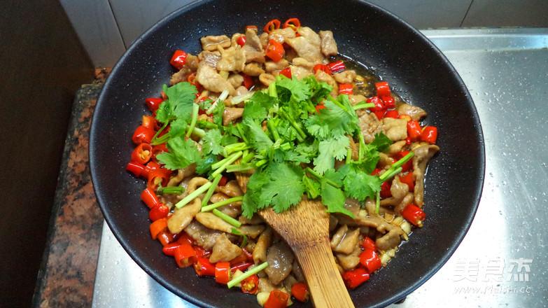 辣椒炒肉怎么煮