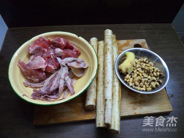鱿鱼干牛蒡汤的做法大全