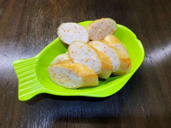 鱼籽肠汤河粉的简单做法