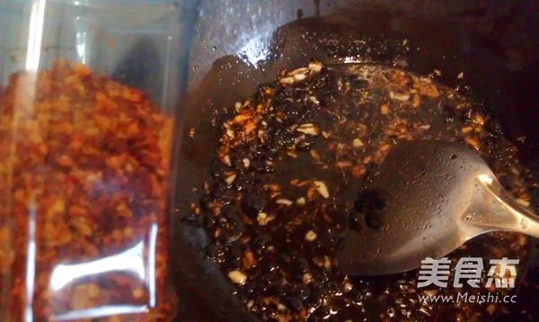 豆豉香辣酱怎么煮