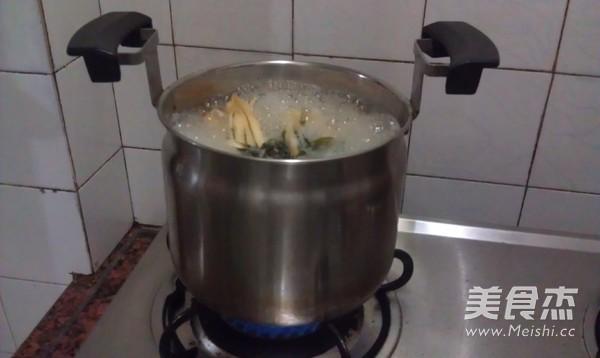 菜干排骨粥怎么炒