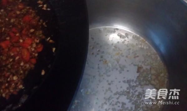 金蒜拌米皮怎么煮