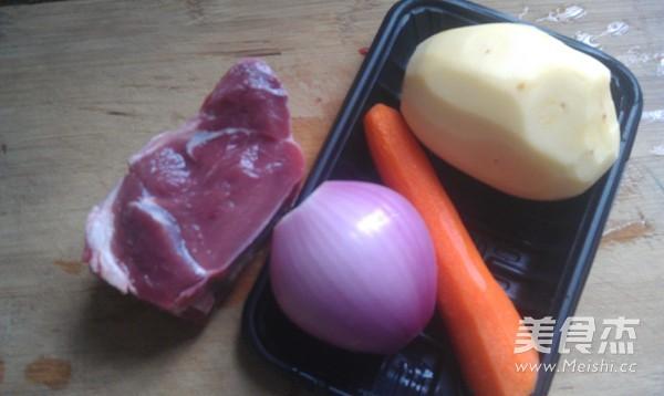 土豆炖牛肉的做法图解