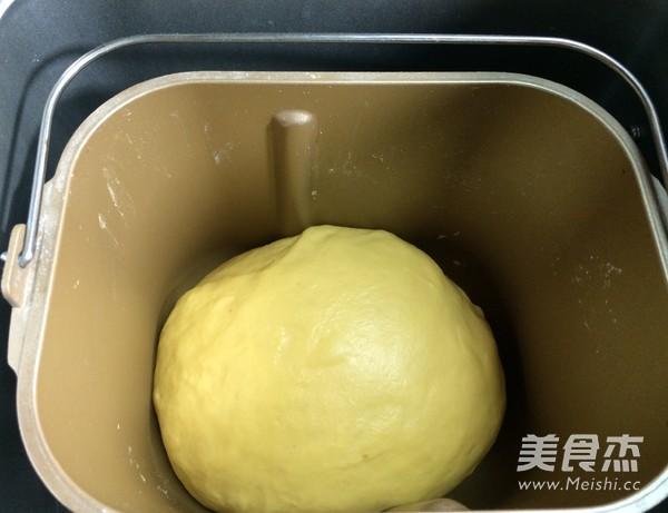 面包机版南瓜糯米面包怎么吃