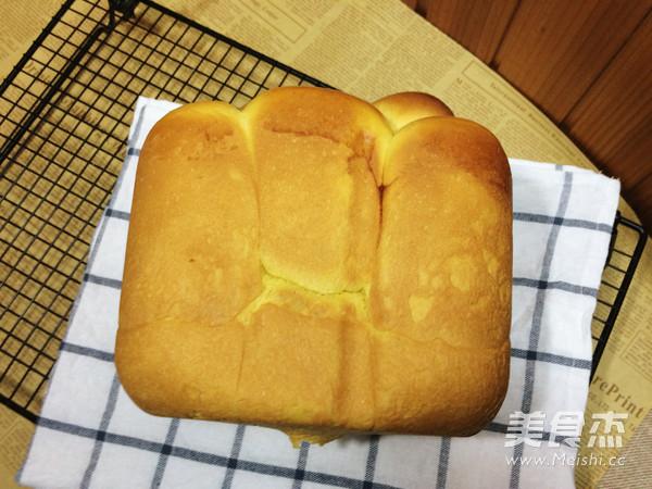 面包机版南瓜糯米面包怎样炒