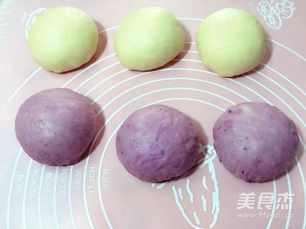 紫薯面包怎么吃