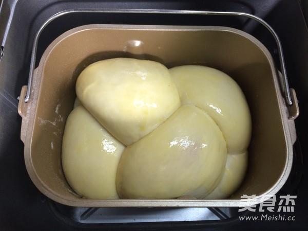 紫薯面包怎样煸