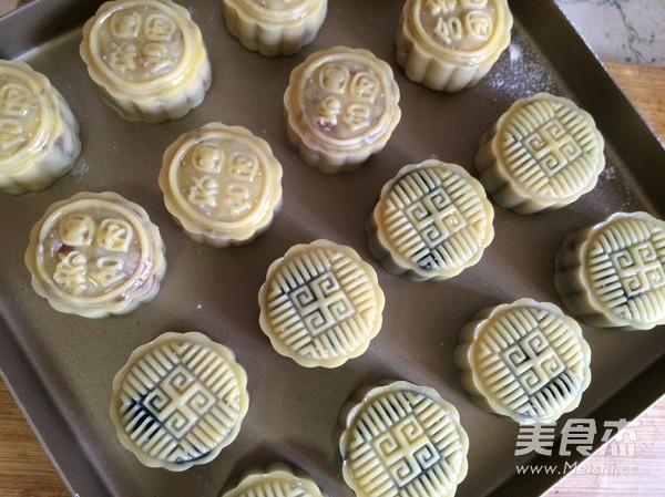 广式月饼怎样做