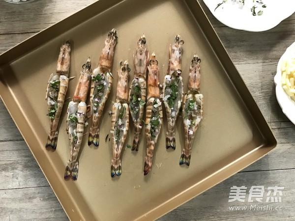 迷迭香芝士烤对虾怎么做