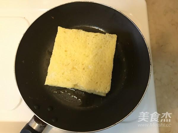 早餐火腿三明治怎么炖