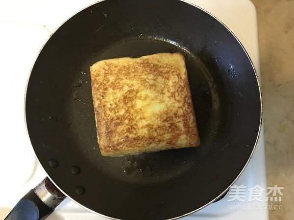 早餐火腿三明治怎么煸