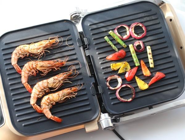 煎烤迷迭香大虾怎么煮
