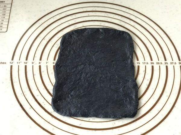 面包机版星空面包的制作