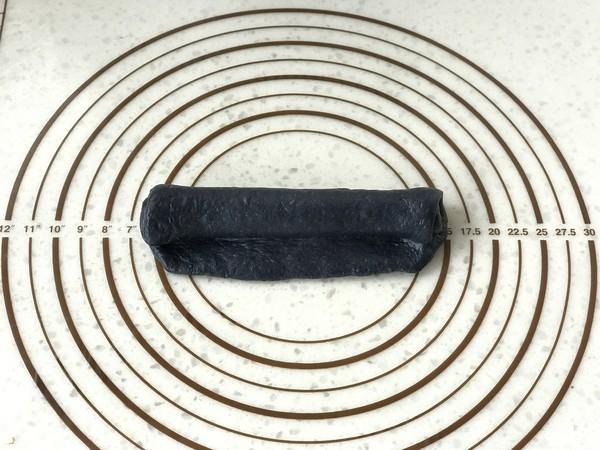面包机版星空面包的制作方法