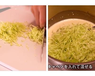 布橹糕饮之筷子卷大阪烧的做法大全