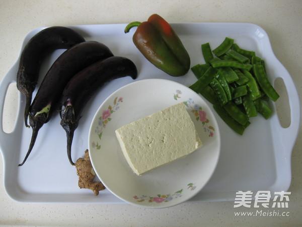 豆腐茄子煲的做法大全