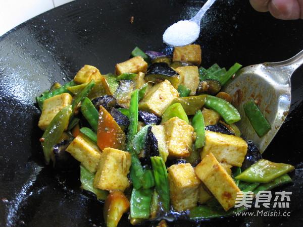 豆腐茄子煲怎样做